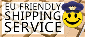 EU friendly shipping service
